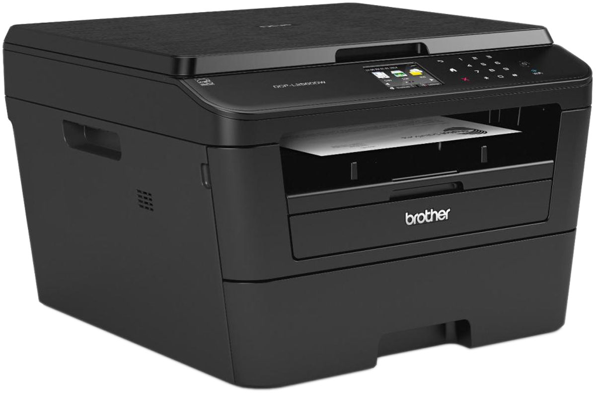Brother DCP-L2560DW МФУ тонер brother bt5000y yellow для dcp t300 t500w t700w