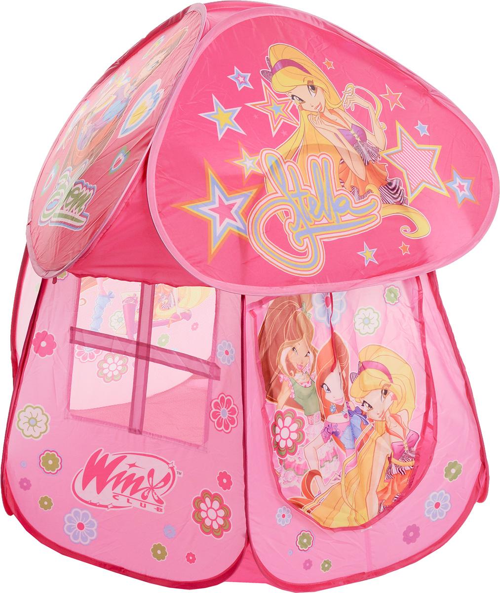 1TOY Детская игровая палатка Winx Club 100 х 90 х 95 см