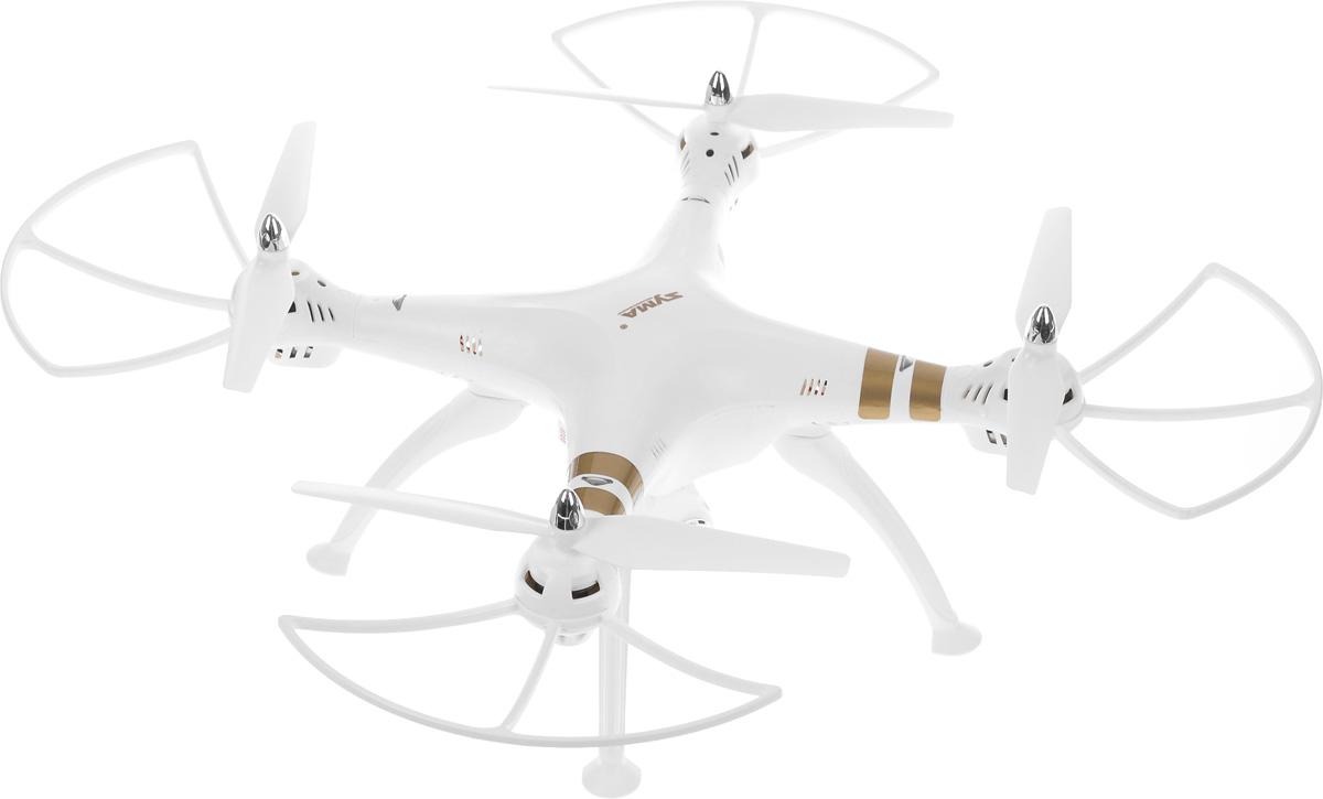 Syma Квадрокоптер на радиоуправлении X8C цвет белый