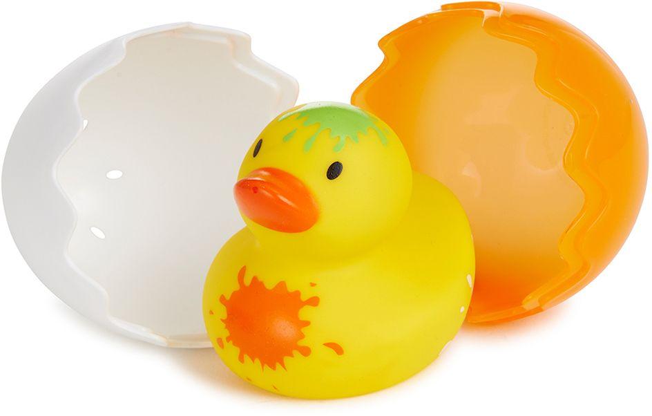 Munchkin Игрушка для ванной Утенок munchkin игрушка для ванной змейка