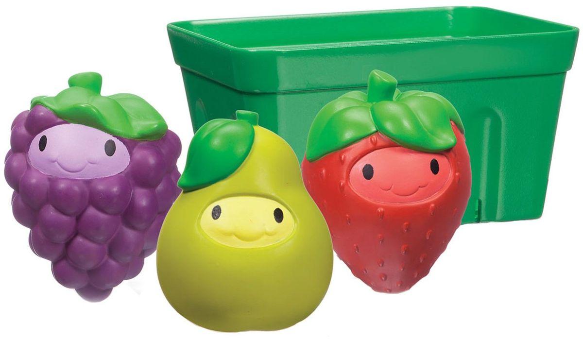 Munchkin Игрушка для ванной Фрукты в корзине munchkin игрушки для ванны фрукты в корзине 9 munchkin