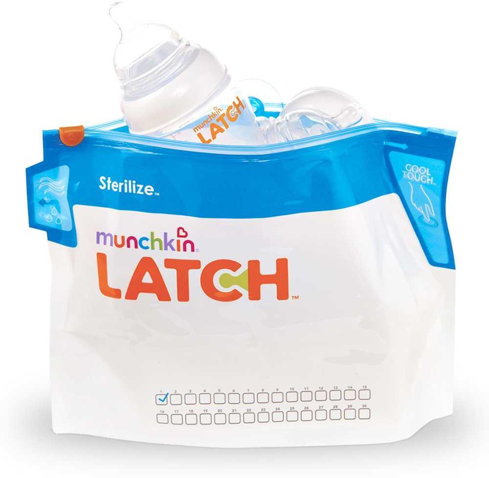 Munchkin Пакеты для стерилизации 6 шт