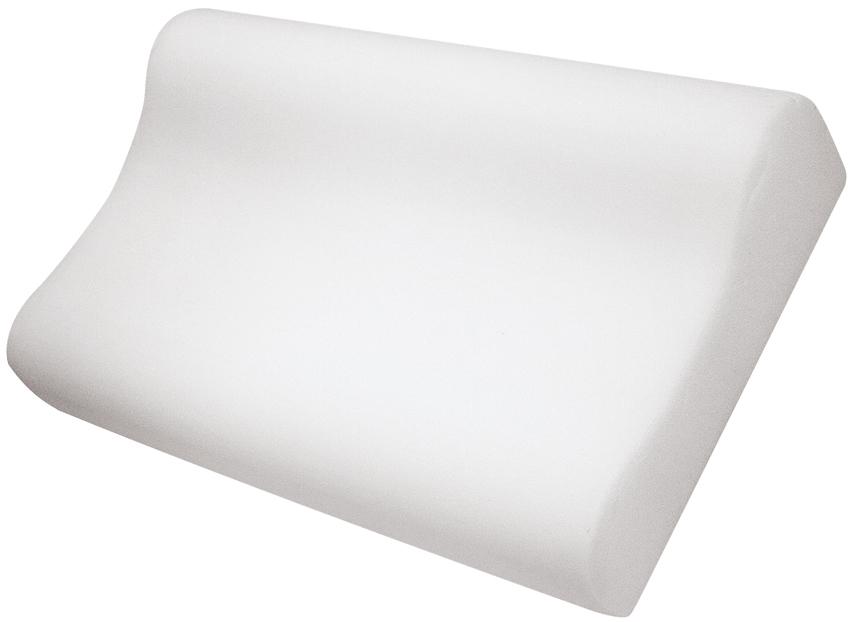 Подушка ортопедическая IQ Sleep Original Soft, 30 х 50 см16784Эргономичная подушка Original Soft предназначена для обеспечения естественногоположения и полноценной поддержки мышц шеи и плечевого пояса во время сна, а также дляулучшения кровоснабжения головного мозга. Подушка имеет форму изгиба шеи с подшейнымиваликами разной высоты для сна на спине и на боку (7,5 см и 10,5 см).Соответствует европейскому стандарту безопасности CertiPur. Подходит для: - людей, предпочитающих спать на спине; - людей, предпочитающих спать на боку, с размером плеча S. ПРЕИМУЩЕСТВА: - Принимает форму тела; - Экологически чистая; - Предотвращает появление клещей; - Не вызывает аллергию; - Улучшает теплообмен во время сна. ** Как определить размер плеча по системе IQ Sleep. Попросите кого-либо сделать замер вашего плеча. Если вам мешает одежда(воротник, стойка водолазки), постарайтесь отодвинуть ее так, чтобы она неоказывала влияние на замер. Встаньте лицом к человеку, который делает замервашего плеча. Измерьте размер плеча от основания шеи до костного выступана плече. Определите размер вашего плеча.Размер подушки по размеру плеча: дети 3–6 лет - 7–8,2 см; дети 6–10 лет - 8,2-10 см; S - 10–12,5 см; M - 12,5–14,5 см; L - 14,5–16,5 см; XL - 16,5–18,5 см; XXL - 18,5 сми более. Наполнитель: гипоаллергенный материал SkyCell с высоким уровнем воздухопроницаемости.Чехол: микрофибра 100% полиэстер.