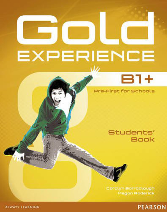 Gold Experience B1+: Students' Book (+ DVD-ROM) get wise mastering grammar skills mastering math skills mastering vocabulary skills mastering writing skills