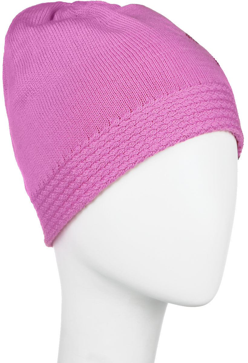 Шапка для девочки Huppa Eliisa, цвет: розовый. 80150000-60013. Размер 57 huppa шапка для девочки huppa