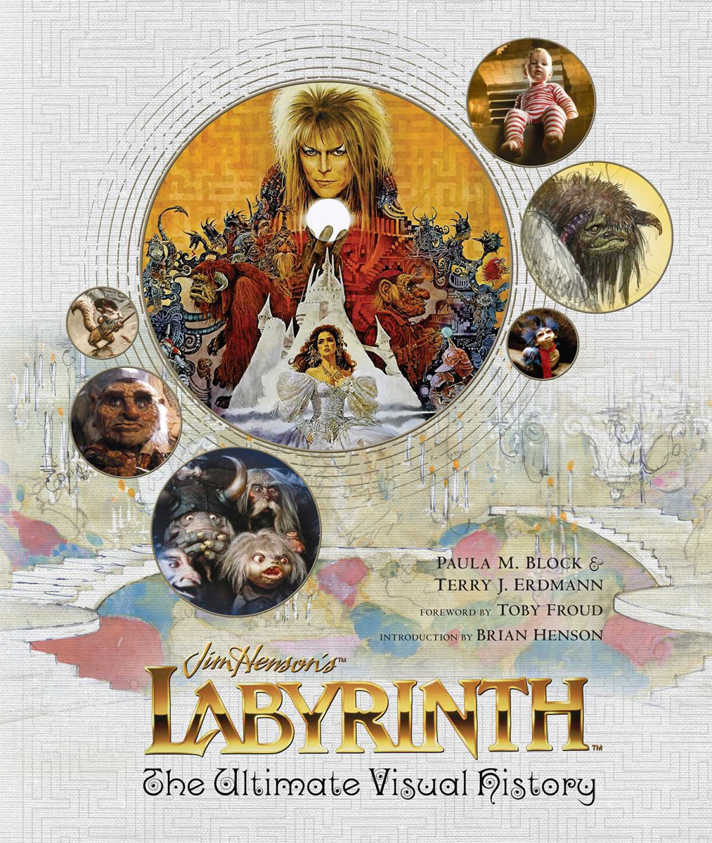 цены Labyrinth: The Ultimate Visual History