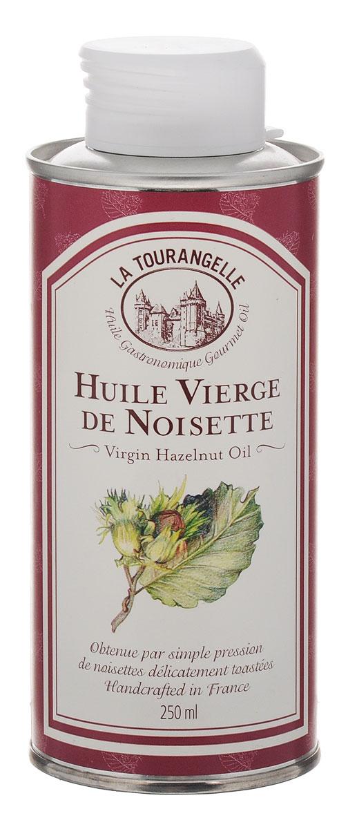 La Tourangelle Virgin Hazelnut Oil масло фундучное лесной орех нерафинированное, 250 мл масло из грецкого ореха la tourangelle нерафинированное 250 мл франция