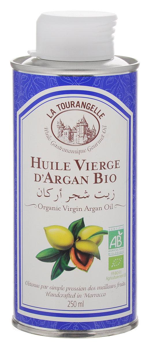 La Tourangelle Organic Virgin Argan Oil масло аргановое нерафинированное органическое, 250 мл physicians formula аргановое масло argan wear ultra nourishing argan oil 30 мл
