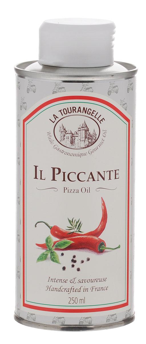 La Tourangelle II Piccante Pizza Oil смесь растительных масел для пиццы с перцем, 250 мл смесь масел после эпиляции 30 мл adarisa