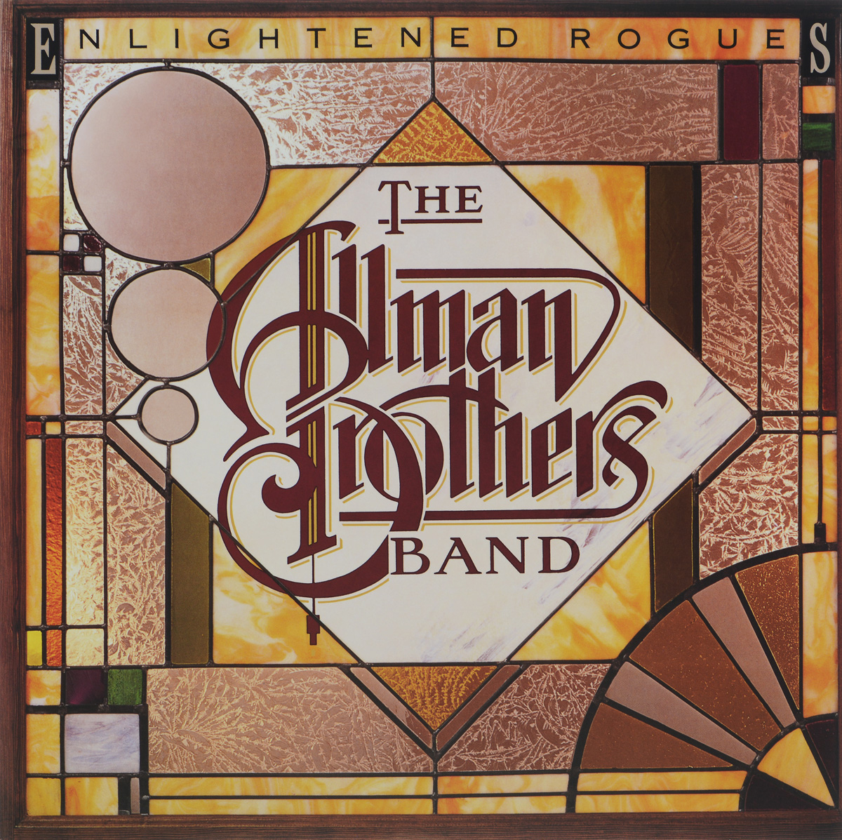 The Allman Brothers Band The Allman Brothers Band. Enlightened Rogues (LP) the allman brothers band the allman brothers band at fillmore east 2 lp