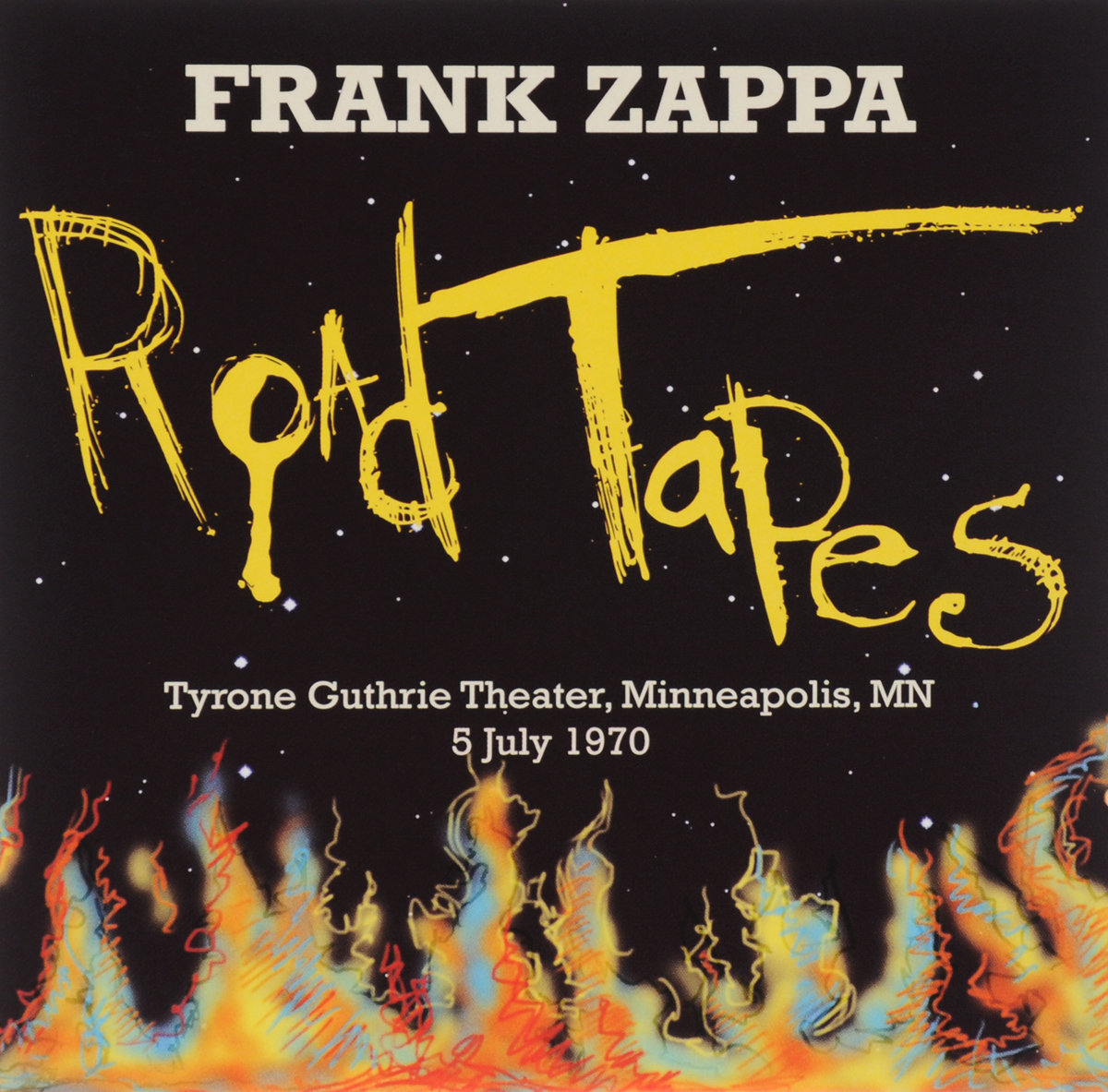 Фрэнк Заппа Frank Zappa. Road Tapes. Venue 3 (2 CD) все цены