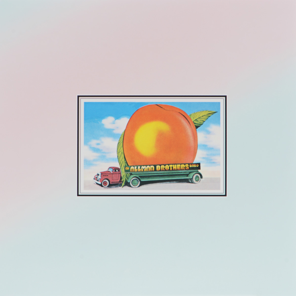The Allman Brothers Band The Allman Brothers Band. Eat A Peach (2 LP) the allman brothers band the allman brothers band at fillmore east 2 lp