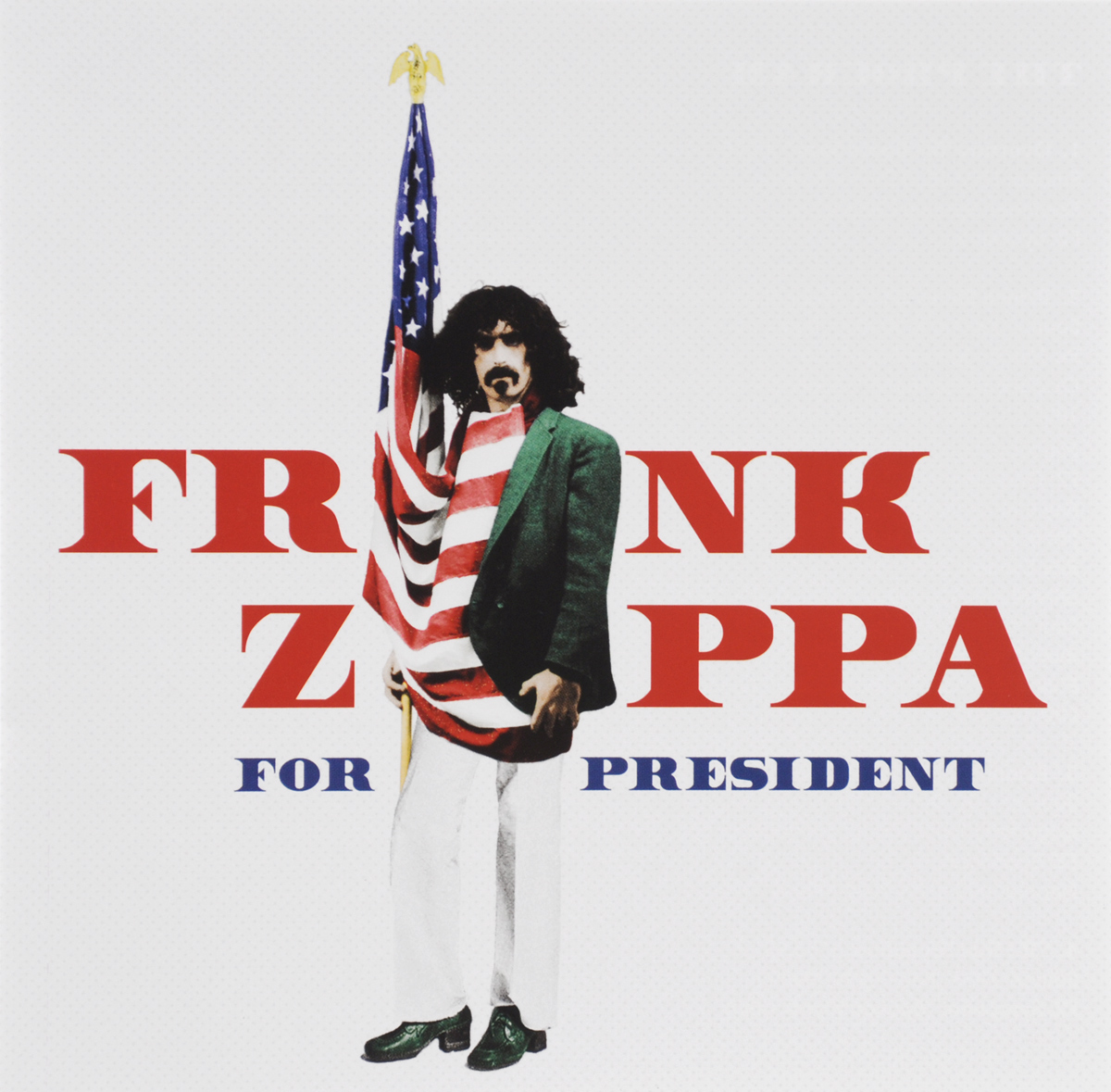 Фрэнк Заппа Frank Zappa. For President все цены