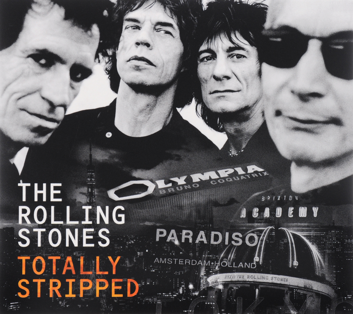 The Rolling Stones Rolling Stones. The Totally Stripped (CD + DVD) aspekte mittelstufe deutsch lehrbuch 3 dvd
