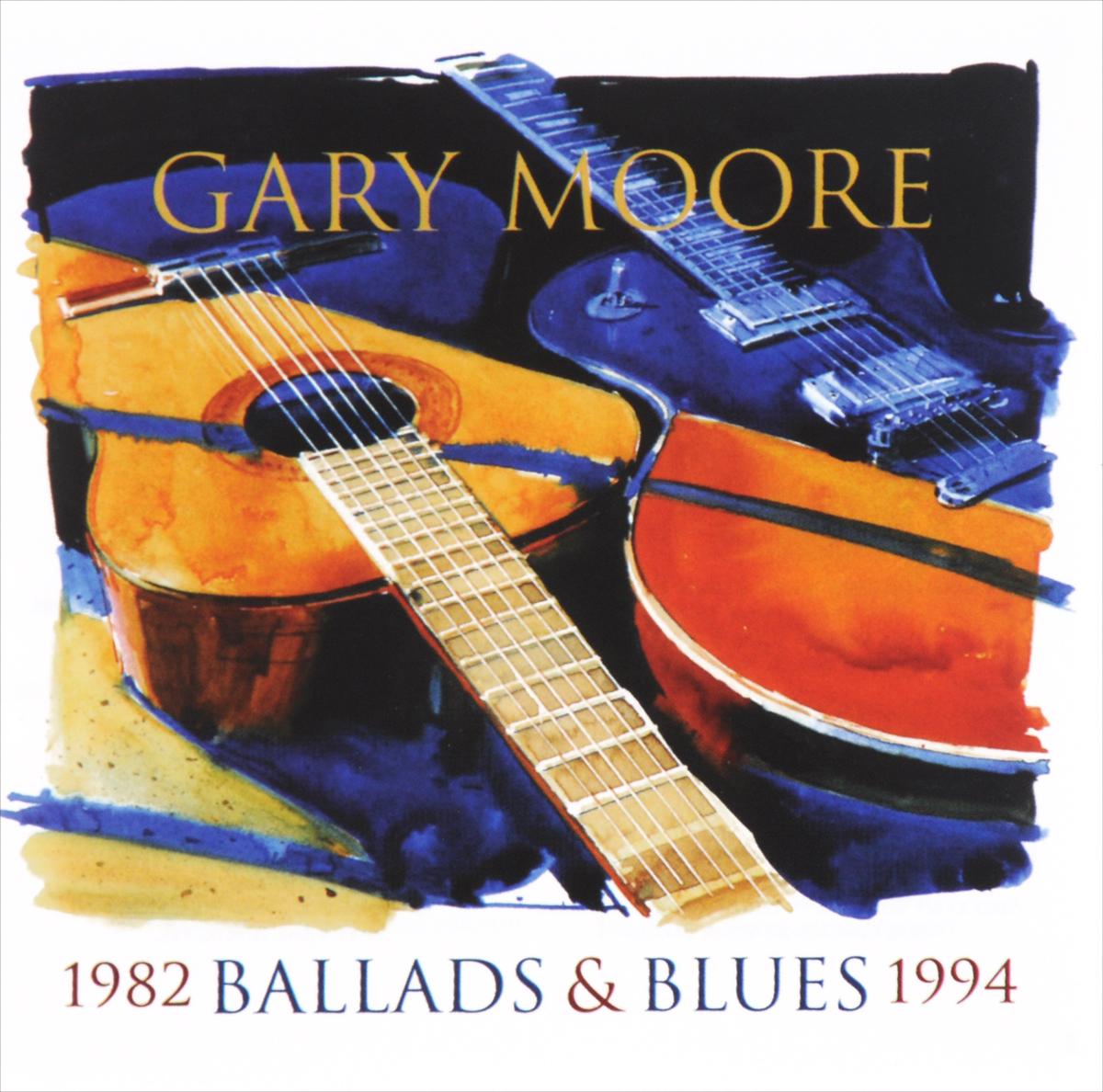 Гэри Мур Gary Moore. Ballads & Blues 1982-1994
