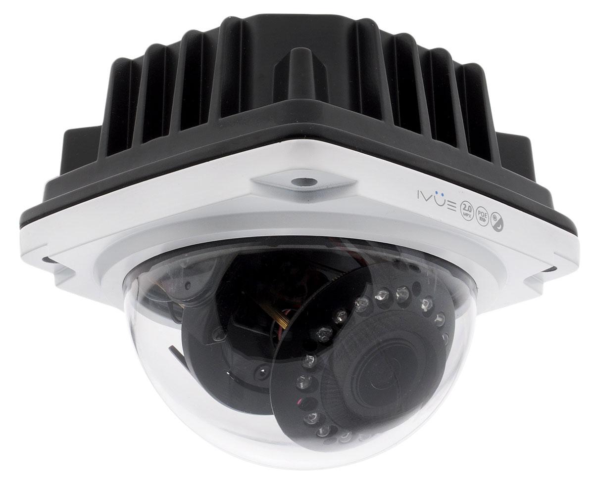 IVUE NV-432-P камера видеонаблюденияNV-432-PШирокий динамический диапазон (WDR) - это специальная технология в видеокамерах IVUE NV-432-P, позволяющая вести съёмку в сложных условиях неравномерного освещения частей изображения, передающая всю яркость объектов и контраст картинки.Детектор движения – специальный датчик, отслеживающий изменения градиента разницы между кадрами во времени. Видеокамеры и видеорегистраторы с датчиком движения могут вести предзапись до определённого события, такого как обнаружение движения, что существенно сокращает объёмы записанной информации, экономит электроэнергию, а так же облегчает дальнейший поиск событий при монтаже видеозаписей.Маска приватности – функция в настройках видеокамер IVUE NV-432-P, нужная для того чтобы скрыть отдельную область, за которой в виду её отношения к частной жизни, видеонаблюдение вестись не должно. Функция позволяет вести видеонаблюдение без нарушения законодательства о частной жизни.ИК подсветка для съемки в темнотеИнфракрасные светодиоды автоматически активируются при наступлении тёмного времени суток, либо при выключении освещения в помещении. Данная технология в видеокамерах позволяет вести видеонаблюдение даже в условиях низкой освещённости и полного отсутствия света.Форматы сжатия видеоРазличные стандарты сжатия видео нужны для оптимизации пропускной способности сети и объёма жёстких дисков за счёт уменьшения размера файлов видеозаписей. Новейший стандарт H.264 значительно повышает эффективность сжатия видеопотока при сохранении высокого качества.Питание через Ethernet (PoE)PoE (Power other Ethernet) – это технология, позволяющая передавать данные и электропитание одновременно через сетевой кабель витая пара удалённо подключенному устройству. При использовании данной технологии, потребность в использовании кабелей питания пропадает, что существенно облегчает монтаж видеокамер. Передача данных и питания происходит на расстоянии до 100 метров сетевого кабеля. Основным стандартом PoE технологии является 