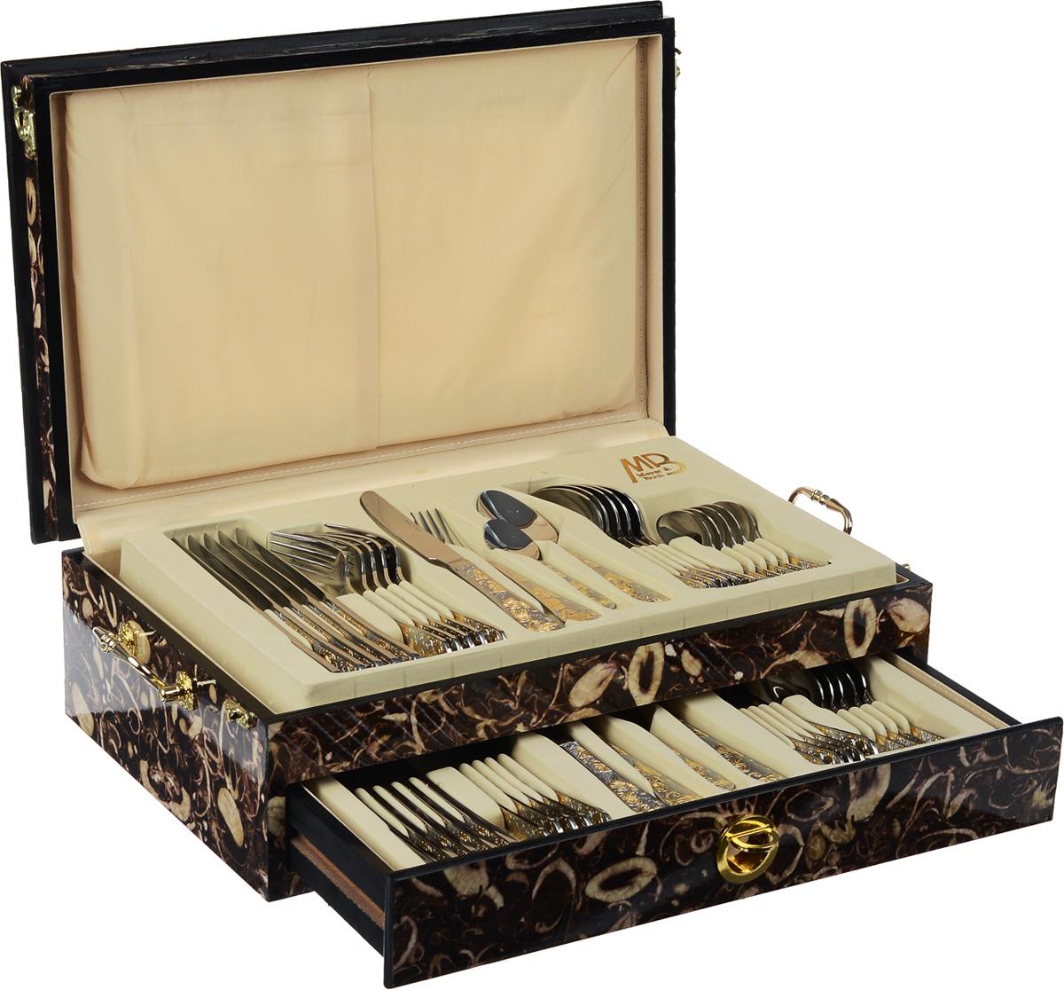 Набор столовых приборов Mayer&Boch, 49 предметов. 24198 набор ножей яркий орнамент 11 предметов