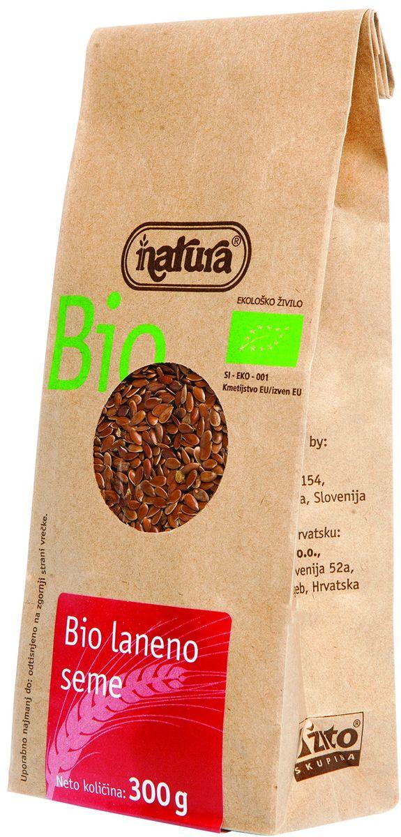 Zito Natura Bio Cемена льна органические, 300 г3400301Семена льна – один из древнейших видов семян, обладающий многочисленными полезными свойствами. Они богаты клетчаткой, витаминами и минералами. Органические продукты Natura имеют маркировку в соответствии с законодательством и европейскую экологическую маркировку сертифицированных органических продуктов питания, так как при их производстве не используются удобрения и распылители, запрещенные в органическом производстве и обработке. Органические продукты произведены под контролем SI - EKO - 001.Органические продукты Natura производятся в регионах, где природа пока еще живет своей жизнью. Они попадают на полки магазинов и на столы людей, выбирающих здоровое питание, в той же форме, в которой их создала природа: натуральными, питательными и здоровыми. Разнообразные натуральные зерна и семена обладают всеми свойствами злаков, полностью сохраняя, таким образом, свои полезные качества.