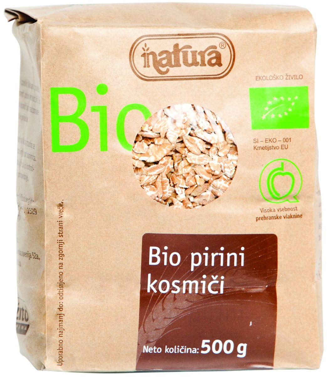 Zito Natura Bio Хлопья из спельты органические, 500 г3400203Компания Zito расширила свой продуктовый ряд хлопьями спельты, хорошо подходящими для экологической обработки. В частности, этот заново открытый злак соответствует всем параметрам идеального продукта благодаря типу и количеству основных содержащихся в нем веществ наряду с уровнем витаминов и минералов.Органические продукты Natura имеют маркировку в соответствии с законодательством и европейскую экологическую маркировку сертифицированных органических продуктов питания, так как при их производстве не используются удобрения и распылители, запрещенные в органическом производстве и обработке. Органические продукты произведены под контролем SI – EKO – 001.Органические продукты Natura производятся в регионах, где природа пока еще живет своей жизнью. Они попадают на полки магазинов и на столы людей, выбирающих здоровое питание, в той же форме, в которой их создала природа: натуральными, питательными и здоровыми. Разнообразные натуральные зерна и семена обладают всеми свойствами злаков, полностью сохраняя, таким образом, свои полезные качества.