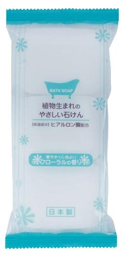 Max Soap Мыло туалетное, с ароматом белых цветов, 3шт х 80 г038020Мыло образует густую мягкую пену, очищает и освежает кожу тела. Благодаря гиалуроновой кислоте не сушит кожу. Изготовлено по традиционному способу мыловарения (с мыльной основой из натуральных растительных компонентов). Экономично в использовании.Обладает легким ароматом белых цветов.