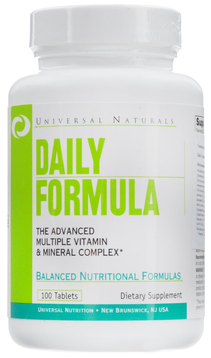 Витаминно-минеральный комплекс Universal Nutrition