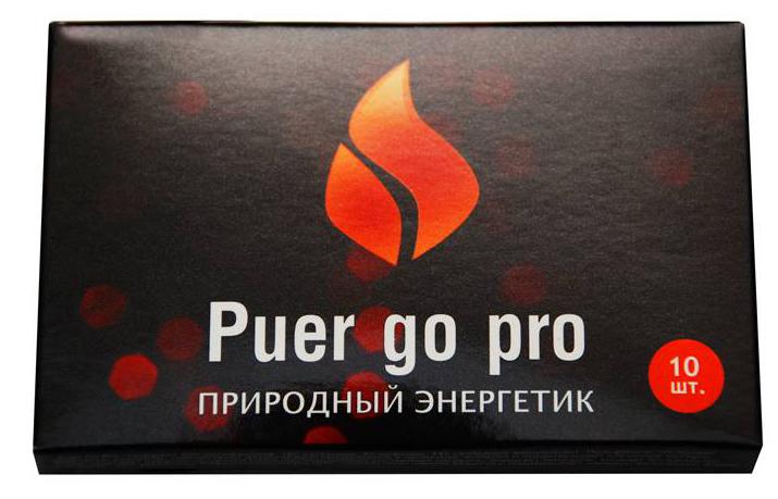 Puer Go Pro экстракт китайского чая Пуэр в саше, 10 шт по 0,5 г007-0002Быстрорастворимый китайский чай пуэр (для заваривания достаточно залить содержимое пакетика горячей водой). 100 % натуральный продукт. Природный энергетик и антиоксидант. Прекрасная замена кофе.