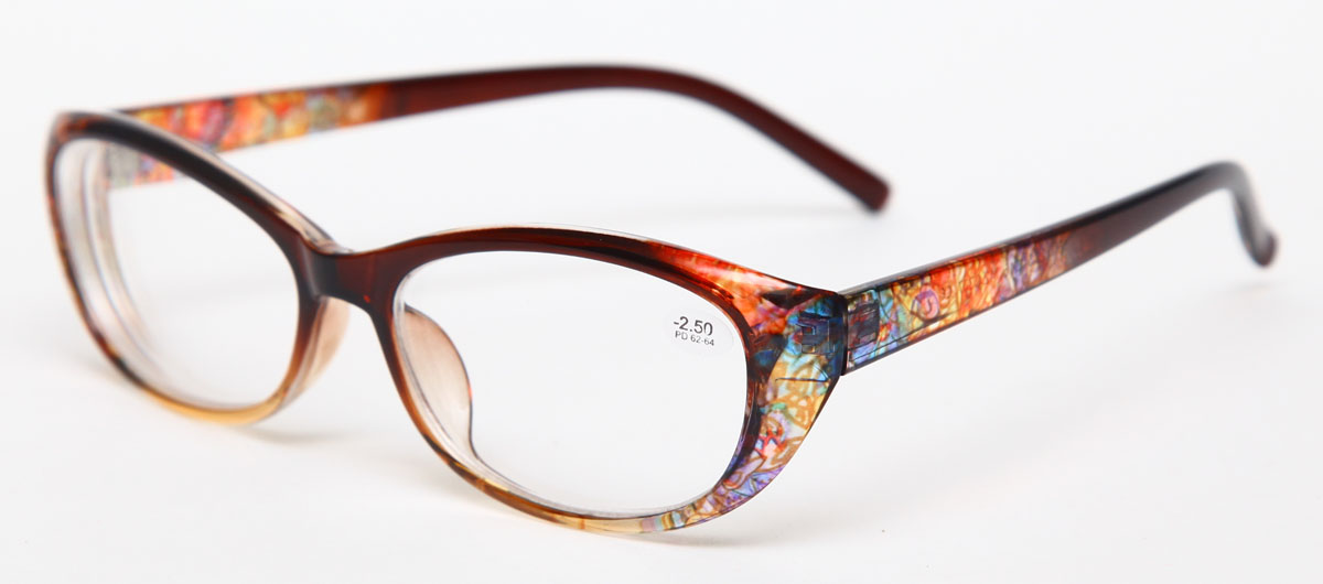 Proffi Home Очки корригирующие 729 Fabia Monti -2.50, цвет: желтый очки корригирующие grand очки готовые 2 0 g1178 c4