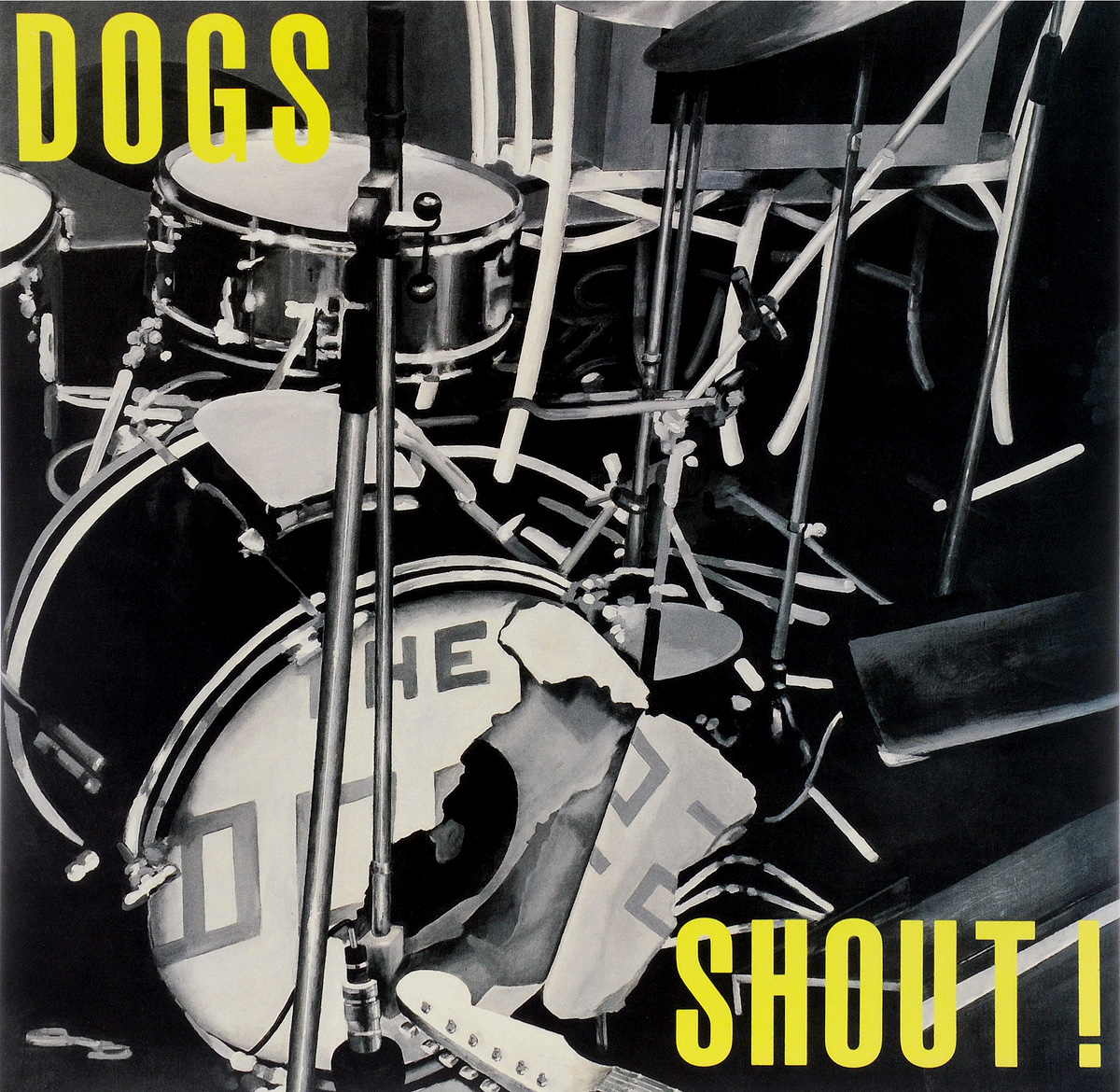 Dogs Dogs. Shout! (LP) dogs dogs shout