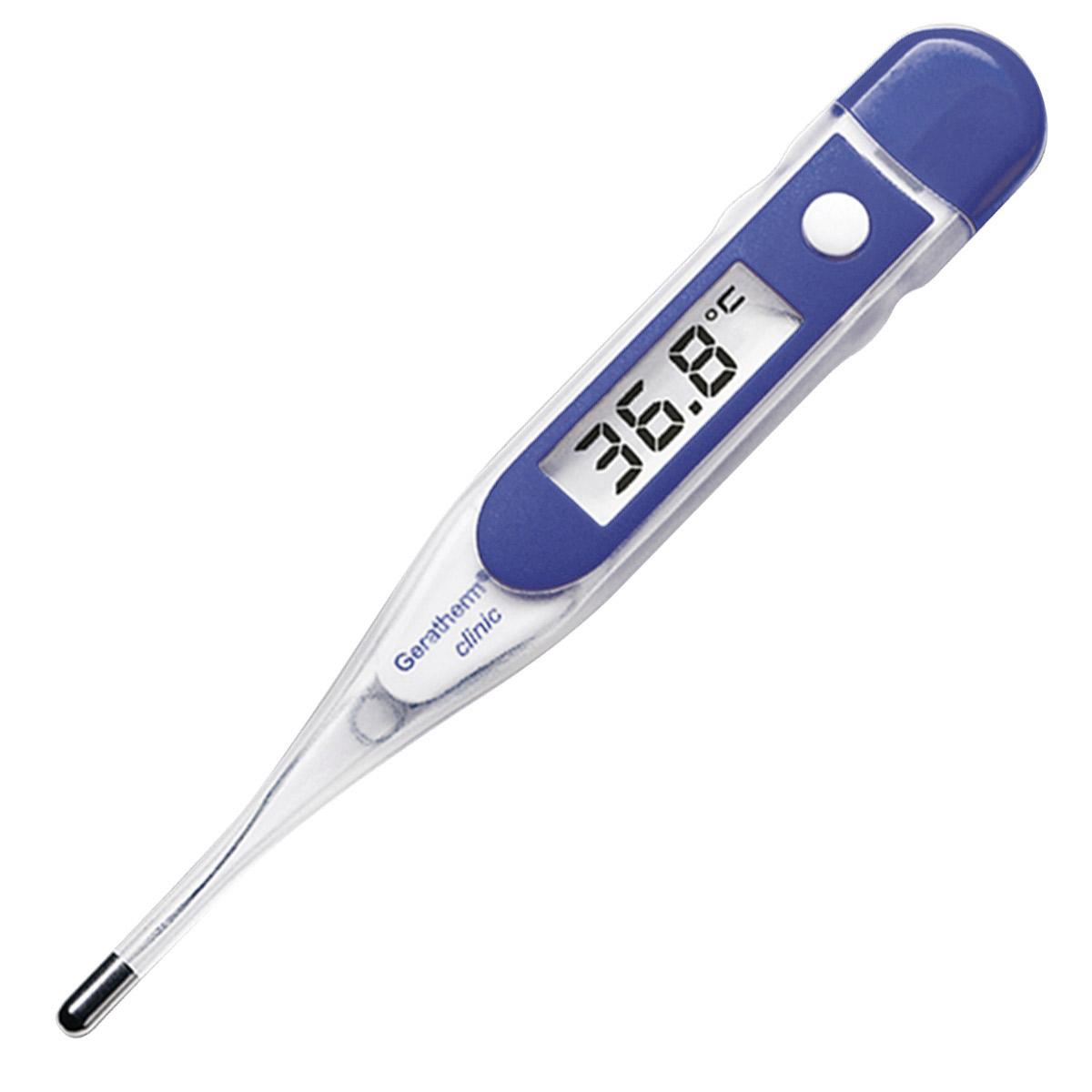 Geratherm Электронный термометр  Clinic  -  Термометры