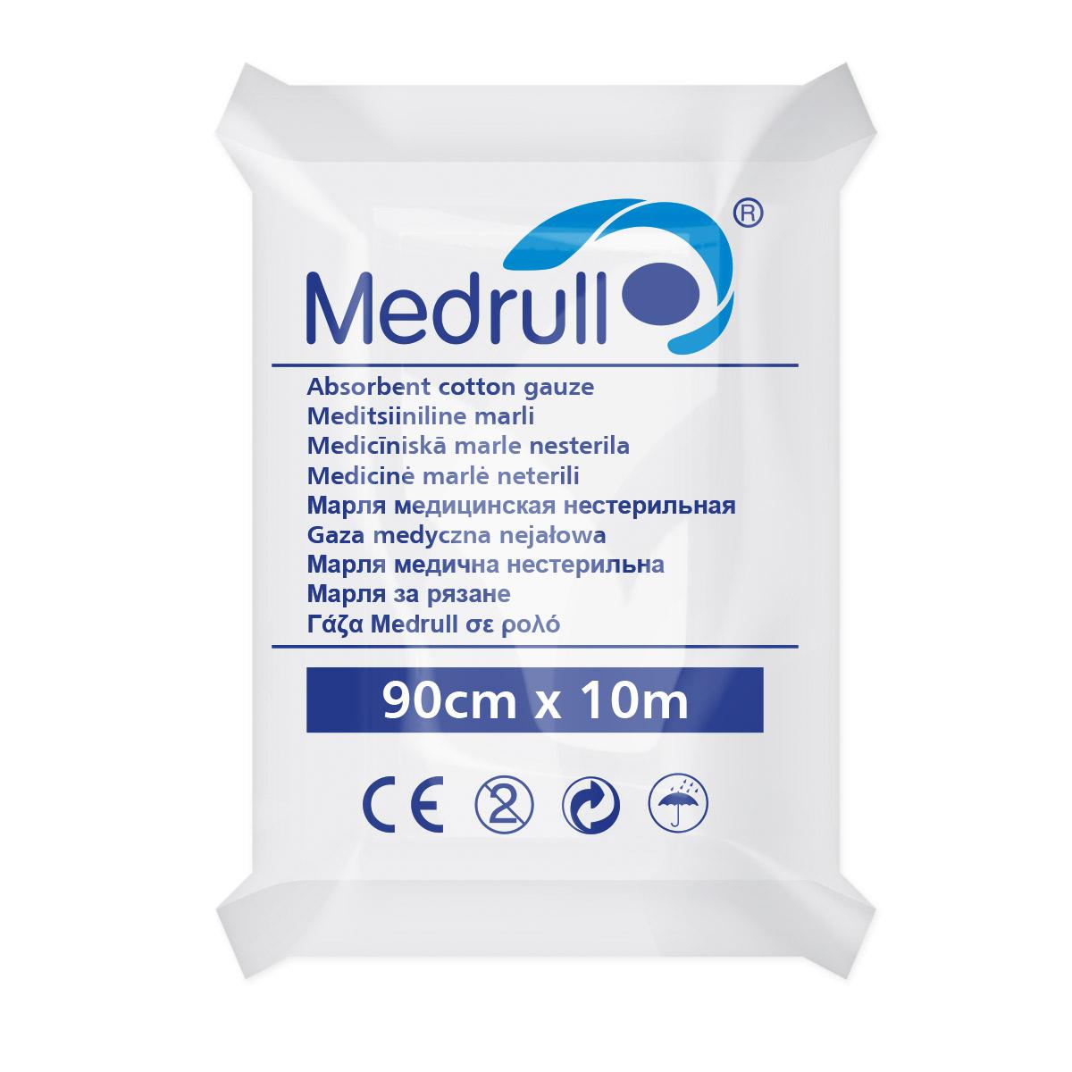 MedrullМарля медицинская нестерильная