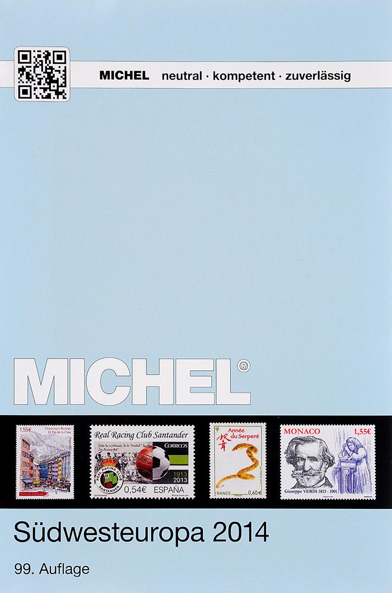 Фото Michel 2014: Katalog Sudwesteuropa