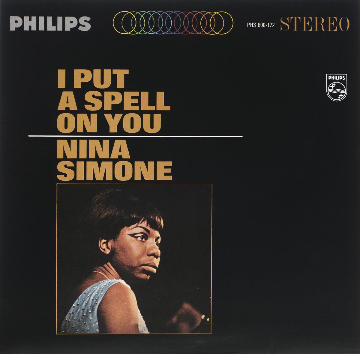 Нина Симон Nina Simone. I Put A Spell On You (LP)