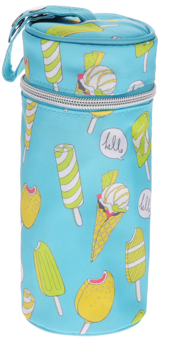 Happy Baby Термосумка для бутылочек Мороженое аксессуары для бутылочек и поильников сказка ершики 2 шт