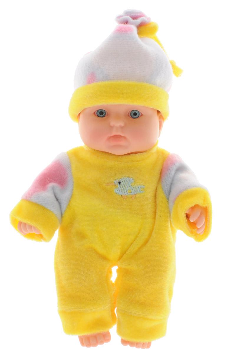 Весна Пупс Карапуз цвет одежды желтый весна пупс карапуз цвет одежды фиолетовый