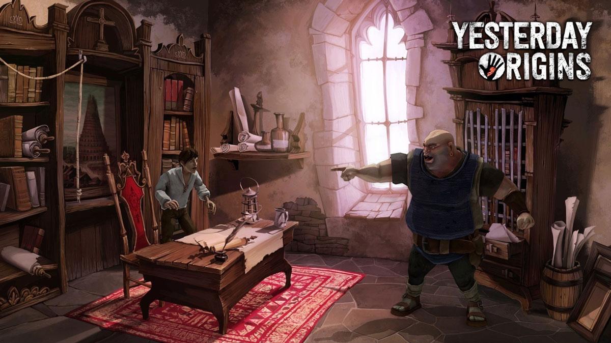 Yesterday Origins (PS4) Pendulo Studios