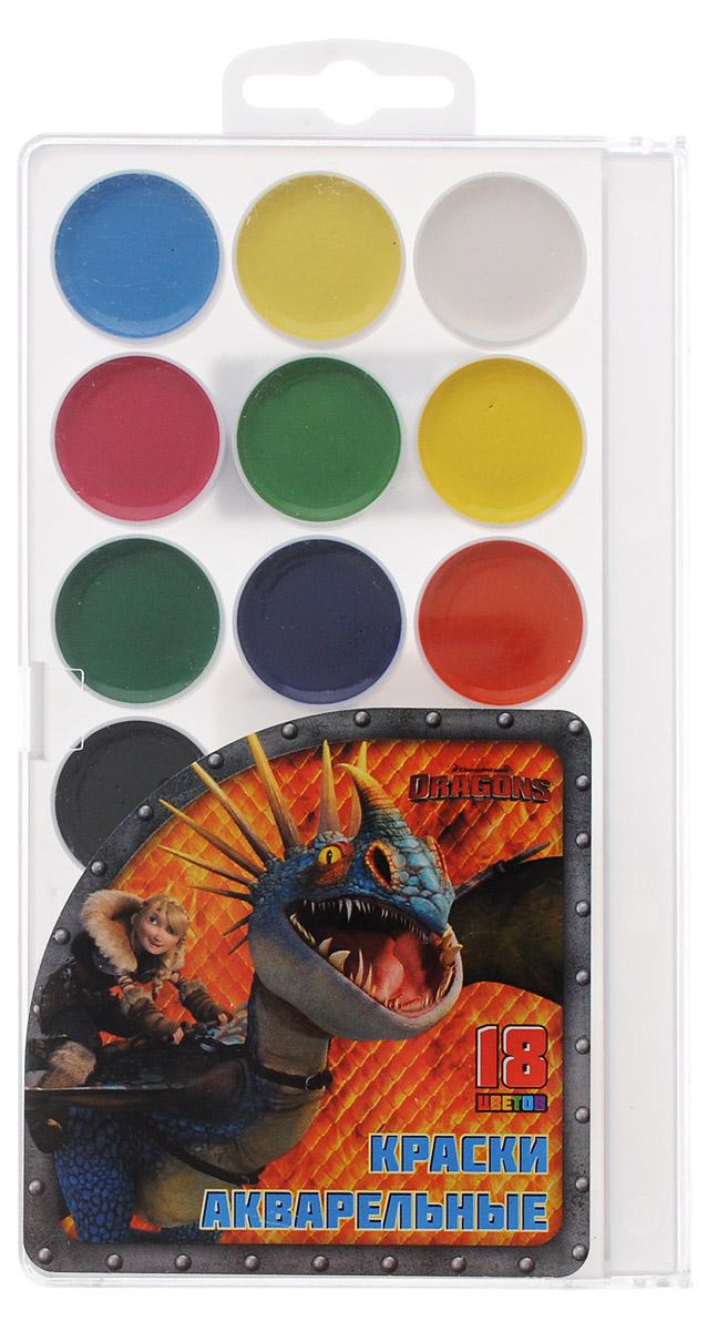 Акварель медовая Action! Dragons, 18 цветовDR-WP-18/2LМедовая акварель Action! Dragons идеально подойдет для детского художественного творчества, изобразительных и оформительских работ. Краски легко размываются, создавая прозрачный цветной слой, легко смешиваются между собой, не крошатся и не смазываются, быстро сохнут. Краски 18 цветов представлены в основе квадратной формы. В процессе рисования у детей развивается наглядно-образное мышление, воображение, мелкая моторика рук, творческие и художественные способности, вырабатывается усидчивость и аккуратность.