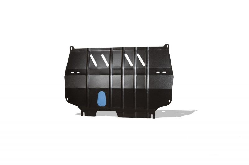 Комплект Защита картера и крепежа VOLKSWAGEN Polo (2010-2014), SKODA Rapid, Roomster, Fabia (2013->), 1,4/1,6 бензин МКПП/АКППNLZ.51.33.020 NEW