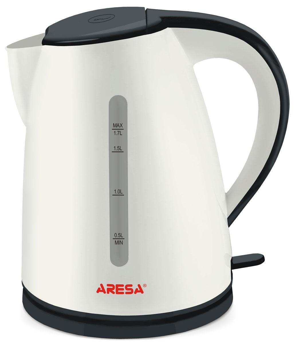 Aresa AR-3430 чайник электрическийAR-3430Электрический чайник Arsea AR-3430 мощностью 2000 Вт и объемом 1,7 литра отвечает всем современным требованиям надежности и безопасности. При его производстве используются только высококачественные и экологически безопасные материалы, а также нагревательный элемент и контроллеры высокого класса надежности. Устройство будет служить вам долгие годы, наполняя ваш быт комфортом!