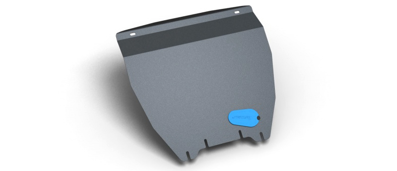 Комплект Защита картера и крепеж SUBARU Forester (2008-2012) (3мм) 2,0 бензин АКППNLZ.46.11.020 NEW