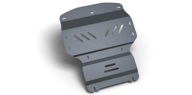 Защита картера и крепеж Novline-Autofamily, для LEXUS IS 250, 2005-2012, 2 мм, 2.5, АКППNLZ.29.05.020 NEWЗащита картера Novline-Autofamily, изготовленная из прочной стали, надежно защищает днище вашего автомобиля от повреждений, например при наезде на бордюры, а также выполняет эстетическую функцию при установке на высокие автомобили.- Отлично отводит тепло от двигателя своей поверхностью, что спасает двигатель от перегрева в летний период или при высоких нагрузках.- В отличие от стальных, стальные защиты не поддаются коррозии, что гарантирует долгий срок службы защит.- Покрываются порошковой краской, что надолго сохраняет первоначальный вид новой защиты и защищает от гальванической коррозии.- Прочное крепление дополнительно усиливает конструкцию защиты.