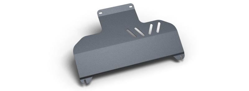 Комплект Защита картера и крепеж KIA Sorento (2007-2009) (3мм) 2,4/3,3 бензин/2,5 дизель МКПП/АКППNLZ.25.03.020 NEW