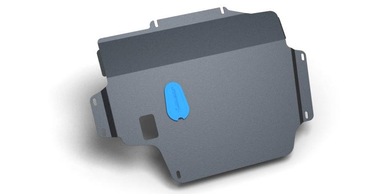 Защита картера и крепеж Novline-Autofamily, для HONDA FR-V, 2004-2009, 3 мм, 1.8 бензиновый, АКППNLZ.18.02.020 NEWЗащита картера Novline-Autofamily, изготовленная из прочной стали, надежно защищает днище вашего автомобиля от повреждений, например при наезде на бордюры, а также выполняет эстетическую функцию при установке на высокие автомобили.- Отлично отводит тепло от двигателя своей поверхностью, что спасает двигатель от перегрева в летний период или при высоких нагрузках.- В отличие от стальных, стальные защиты не поддаются коррозии, что гарантирует долгий срок службы защит.- Покрываются порошковой краской, что надолго сохраняет первоначальный вид новой защиты и защищает от гальванической коррозии.- Прочное крепление дополнительно усиливает конструкцию защиты.
