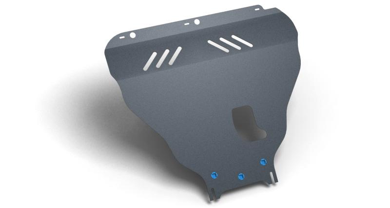 Комплект Защита картера и крепеж FORD Kuga (2008-2012) (2мм) 2,5 бензин/2,0 дизель МКПП/АКППNLZ.16.20.020 NEW