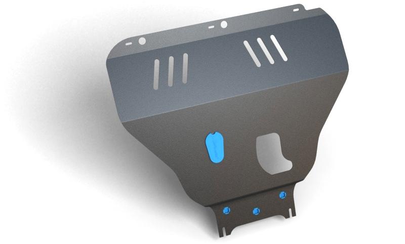 Защита картера и крепеж Novline-Autofamily, для FORD Focus 2, Focus C-Max, 2002-, 1.4/1.6/1.8/2.0 бензиновый, 1.8/2.0 дизельный, МКПП/АКNLZ.16.07.020 NEWЗащита картера Novline-Autofamily, изготовленная из прочной стали, надежно защищает днище вашего автомобиля от повреждений, например при наезде на бордюры, а также выполняет эстетическую функцию при установке на высокие автомобили.- Отлично отводит тепло от двигателя своей поверхностью, что спасает двигатель от перегрева в летний период или при высоких нагрузках.- В отличие от стальных, стальные защиты не поддаются коррозии, что гарантирует долгий срок службы защит.- Покрываются порошковой краской, что надолго сохраняет первоначальный вид новой защиты и защищает от гальванической коррозии.- Прочное крепление дополнительно усиливает конструкцию защиты.