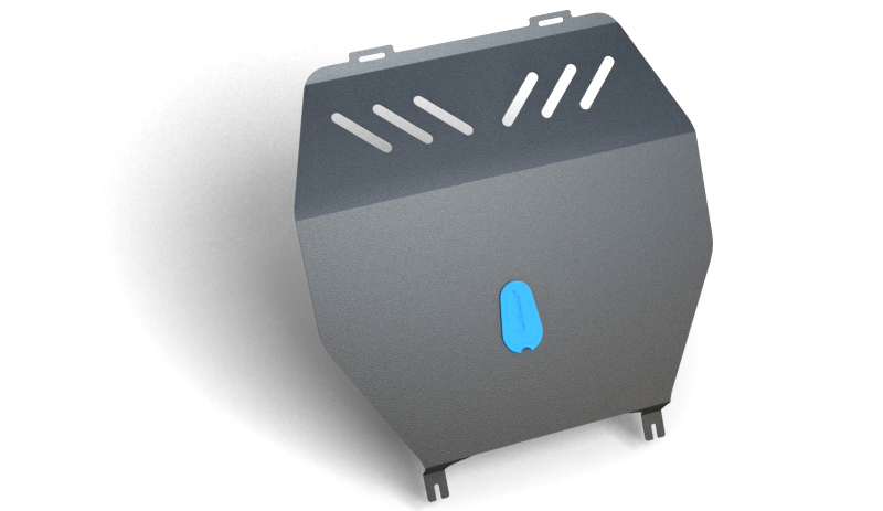 Комплект Защита картера и крепеж CHEVROLET Lanos, ZAZ Sens (2002-) 1,5 бензин МКППNLZ.08.02.020 NEW