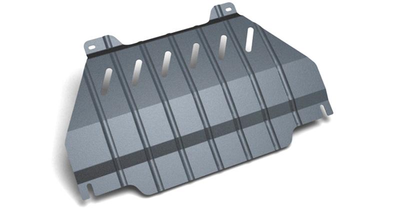 Комплект Защита картера и крепеж CHERY Indis (2011-) 1,3 бензин МКППNLZ.63.10.020 NEW