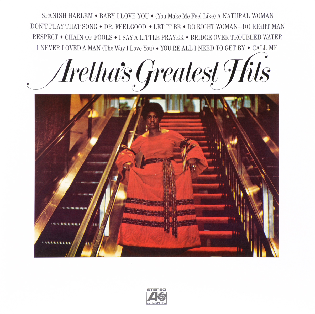 Арета Фрэнклин Aretha Franklin. Aretha's Greatest Hits (LP) aretha franklin aretha franklin amazing grace 2 lp