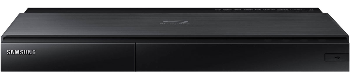 Samsung BD-J7500, Black Blu-ray плеер - DVD и Blu-Ray-плееры