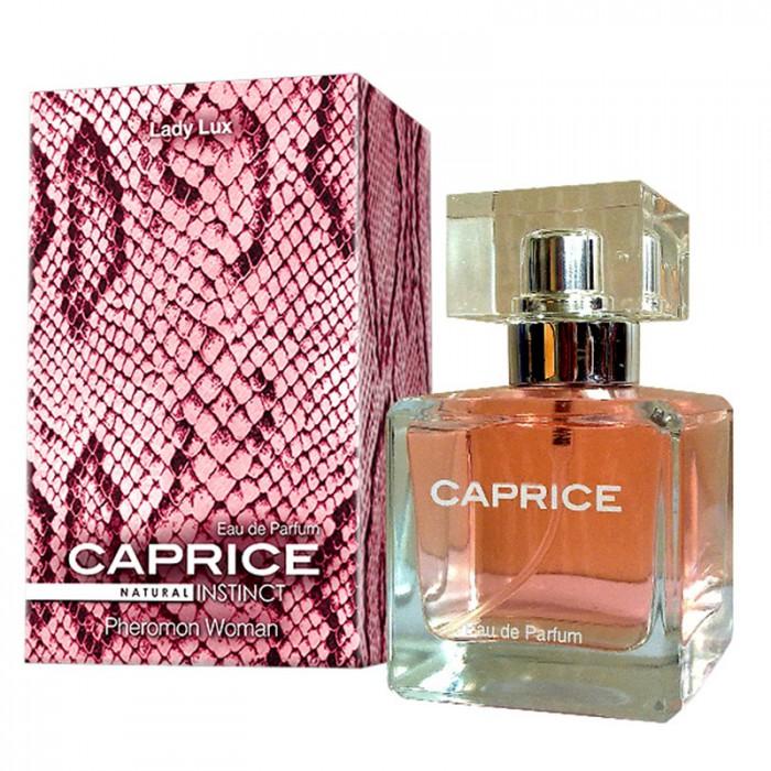 Natural Instinct Духи, CAPRICE, женские, 100 млNI-CP-100Обладательница аромата своенравная, непредсказуемая и озорная особа. Легкий и чувственный, соблазнительный аромат с нотами ветивера, гиацинта, лимона, жасмина, амбры, пачули и мускуса. Этот аромат будет актуальным в летний день, аккорды свежести парфюма создадут вокруг вас облако легкости и чистоты.Краткий гид по парфюмерии: виды, ноты, ароматы, советы по выбору. Статья OZON Гид