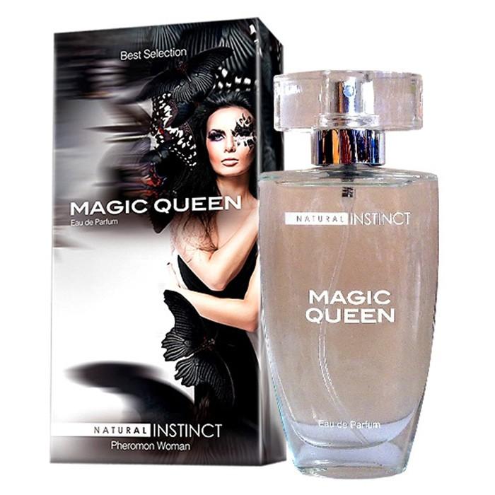 Natural Instinct Духи, MAGIC QUEEN, женские, 50 мл парфюмерная вода magic queen natural instinct парфюмерная вода magic queen